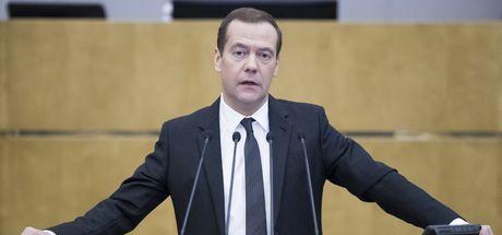Rusya Başbakanı Medvedev İstanbul'da