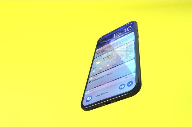 iPhone 8'in kamerası belli oldu! Rakipsiz özellikler geliyor