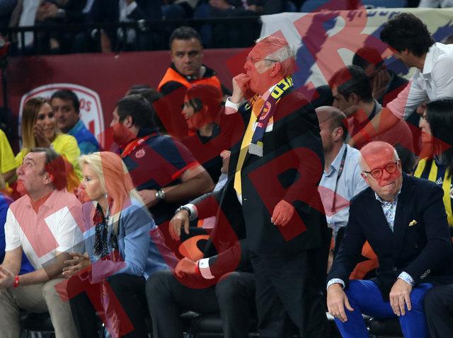 Fenerbahçe'de şampiyonluk coşkusu...