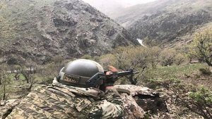Amanos'da çatışma! 1 asker yaralandı