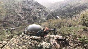 Amanos Dağları'nda çatışma! 1 asker şehit oldu