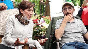 Açlık grevindeki Nuriye Gülmen ve Semih Özakça gözaltına alındı