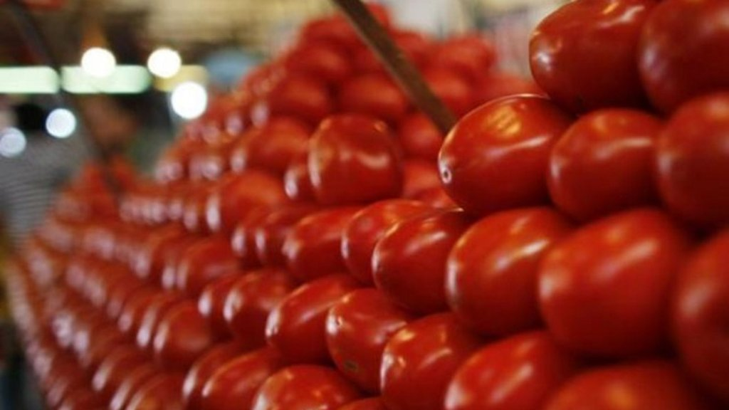 Bakanlıktan domates ihracatı açıklaması