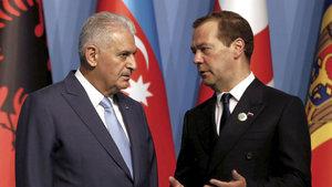 Başbakan Binali Yıldırım: Domates bu ilişkilerin sembolüne dönüştü