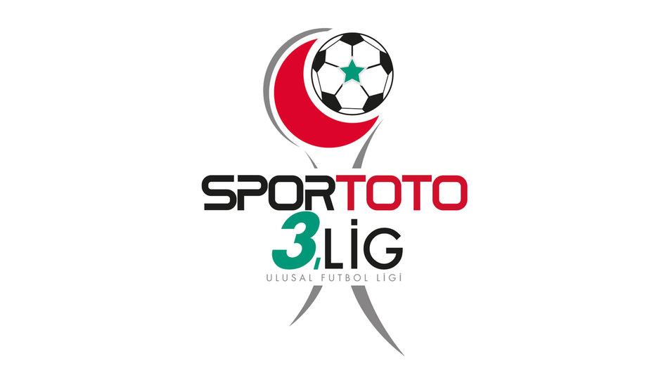 Spor Toto 3. Lig logo