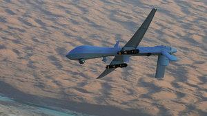 İsrail'in insansız keşif uçağı Lübnan'da düştü