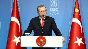 Cumhurbaşkanı Erdoğan'dan Cevdet Sunay mesajı