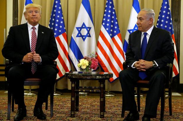 Trump'tan İsrail'de Rusya mesajı