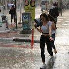 Meteorolojiden o illere sağanak yağış uyarısı