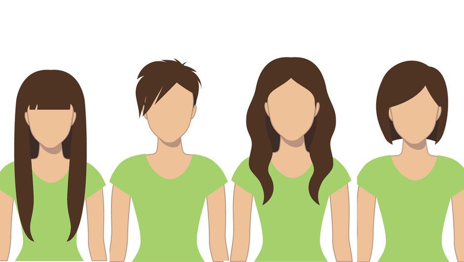 Saç uzunluğunuz, kişiliğinizi ele veriyor