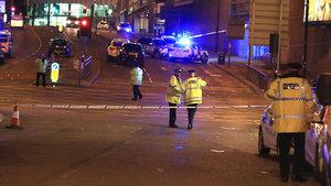 Manchester Arena'da patlama iddiası