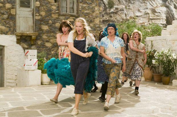 Mamma Mia devam filmi geliyor