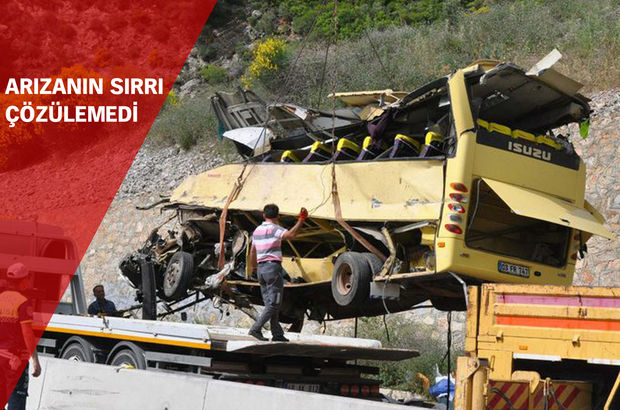 Muğla'da 24 kişinin can verdiği feci kazayı onlar inceleyecek!