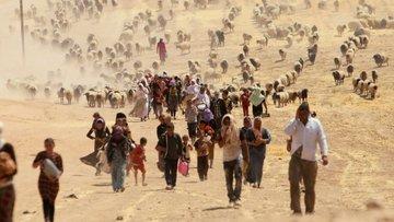 Mültecilerin sayısını geçti