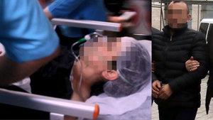 Samsun'da bir kişi öldürmeye teşebbüs ettiği sevgilisinden mahkemede özür diledi