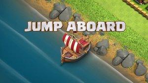 """Clash of Clans'a """"gemi enkazı"""" güncellemesi geldi!"""