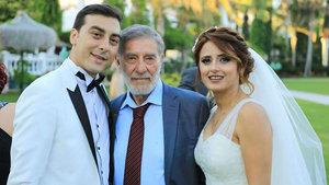 Ahmet Mekin'in torunu evlendi