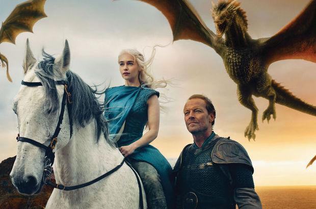 Game of Thrones'tan yeni kareler