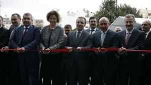 Kilis'te Göçmen Sağlığı Merkezi açıldı!