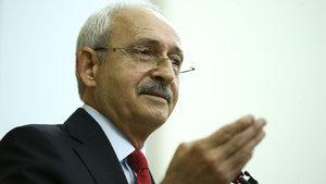 Kılıçdaroğlu TOBB Genel Kurulunda konuşuyor