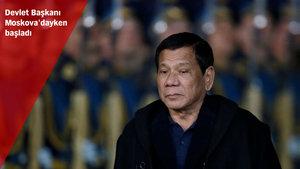 Duterte, Filipinler'in güneyinde sıkıyönetim ilan etti