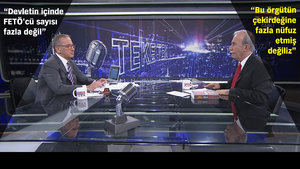 Hanefi Avcı Habertürk TV'de