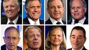ABD'de CEO'ların maaşı geçen yıl yüzde 8.5 arttı