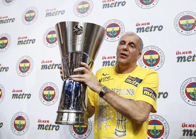 Euroleague şampiyonu Fenerbahçe'nin oyuncuları ne kadar kazanıyor?