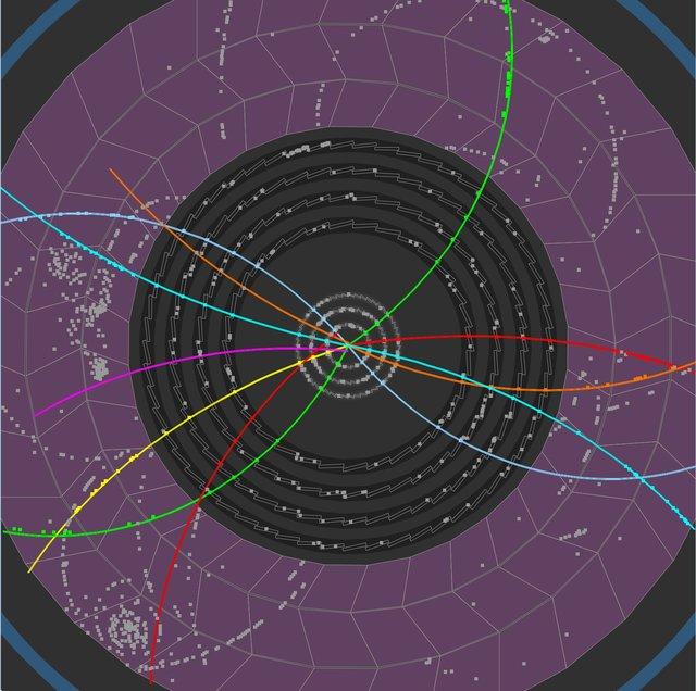 Antimaddenin galaksinin merkezinde ne işi var?