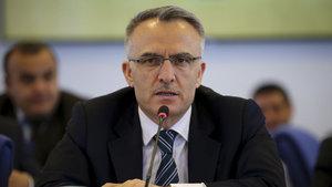 Maliye Bakanı Naci Ağbal'dan yapılandırma açıklaması