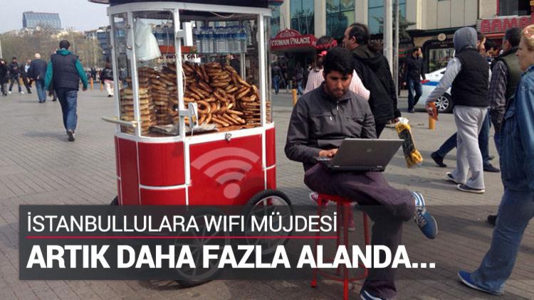 Ücretsiz internet alanı genişliyor
