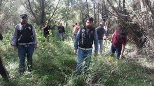Diyarbakır Hevsel Bahçeleri'ne uyuşturucu baskını
