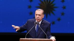 Cumhurbaşkanı Erdoğan, TOBB Genel Kurulu'nda konuşuyor