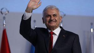 Başbakan Yıldırım, AK Parti Grup Başkanı oldu