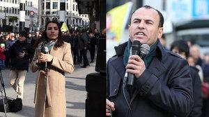 HDP'li Faysal Sarıyıldız ve Tuğba Hazer Öztürk'ün vekillikleri düşürülebilir