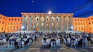 İsmail Kahraman'ın iftar yemeği davetinde Meclis için 'yeni bina' detayı