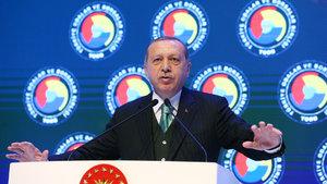 Cumhurbaşkanı Erdoğan: Rabbim hepimize Kur'anla yaşamayı nasip etsin
