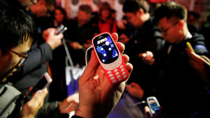 Nokia 3310 satışa çıktı