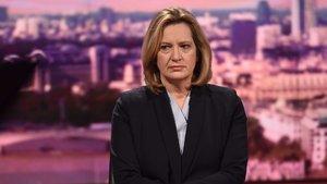 İngiltere İçişleri Bakanı Amber Rudd'dan Manchester saldırısı açıklaması