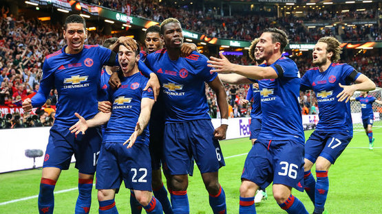 UEFA Kupası Manchester'ın