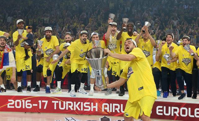 Fenerbahçe'nin Euroleague şampiyonluk öyküsü