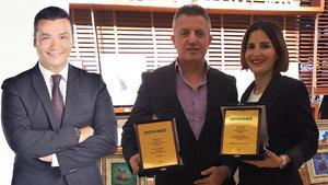 Ciner Grubu'na üç ödül birden