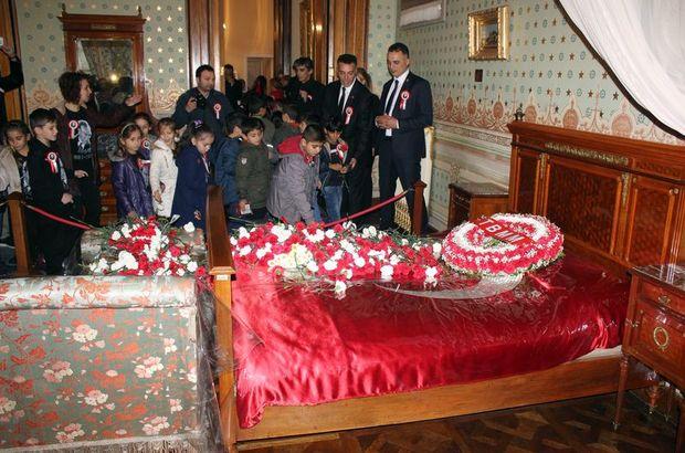 'Dolmabahçe'ye ilkokul öğrencileri girmesin' tartışması