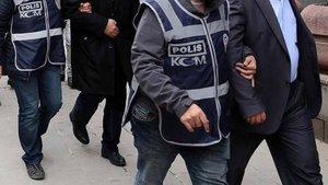FETÖ'den tutuklananlar ve gözaltına alınanlar (25 Mayıs 2017)