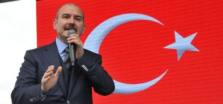 Bakan Soylu'dan 'açlık grevi' açıklaması