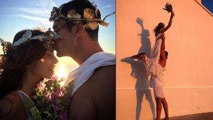 İbrahim Çelikkol ile Mihre Mutlu evlendi