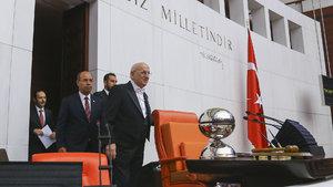 TBMM Başkanı İsmail Kahraman'dan 'yeni bina' açıklaması