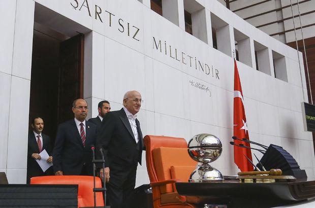 TBMM Başkanı'ndan 'yeni bina' açıklaması