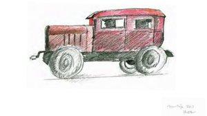 Rahmi Koç'un çizimleri gün yüzüne çıktı