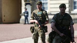 Manchester'da yine terör alarmı! Ordu birlikleri harekete geçti...